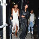 Rihanna At Kevin Durants Birthday Party In Nyc