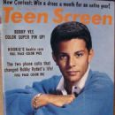 Frankie Avalon - Teen Screen Magazine [United States] (October 1961)