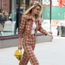 Gigi Hadid – Out and about in New York City