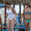 Lindsay Lohan and Egor Tarabasov- Mykonos vacation - 454 x 650