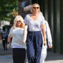 Maria Sharapova out in New York - 454 x 608