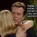 Peter Bergman and Sharon Case - 454 x 225