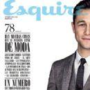 Joseph Gordon-Levitt - Esquire Magazine Cover [Spain] (October 2014)