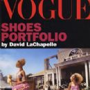 SHOES PORTFOLIO by David LaChapelle
