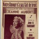 Jeanne Aubert - 302 x 460