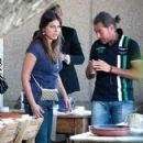 Marisa Jara and Chente Escribano - 423 x 550