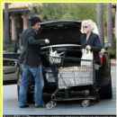 Kelly Osbourne and Kevin Zegers