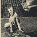 Olga Schoberová - Film Magazine Pictorial [Poland] (16 May 1965) - 353 x 449