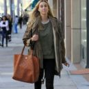 Whitney Port is spotted out running errands in Beverly Hills, California on January 7, 2016 - 394 x 600