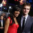 Robert Pattinson  with Shaun Robinson for ET