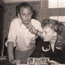 Nikolai Rybnikov and Alla Larionova