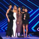 Kendall Jenner and The Kardashians – People's Choice Awards 2018 in Santa Monica - 454 x 303