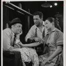 The Pajama Game Original 1954 Broadway Cast Starring John Raitt and Janis Paige . In 1957 Doris Day Starred In The Movie Version Again With John Raitt - 451 x 550