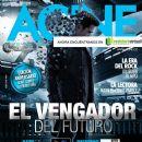 Colin Farrell - Acine Magazine Cover [Colombia] (August 2012)