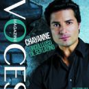 Chayanne - Voces Magazine Cover [United States] (January 2015)