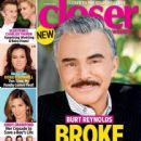 Burt Reynolds - Closer Magazine Cover [United States] (4 August 2014)