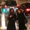 Monica Bellucci and Nicolas Lefebvre – Out in Paris