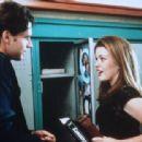 Jessica Bowman and Scott Foley