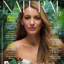 Blake Lively for Natural Style Magazine (September 2018) - 454 x 575