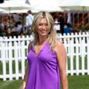 Tina Hobley - Jul 27 2008 - Cartier International Polo, Windsor