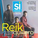 Reik - SI Magazine Cover [Colombia] (29 July 2016)