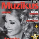 Anneke van Giersbergen - Muzikus Magazine Cover [Czech Republic] (February 2013)