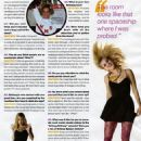 Heather Morris - American Cheerleader Magazine April 2011