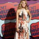 Carrie Underwood 2014 Cmt Music Awards In Nashville