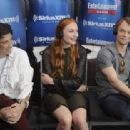 Actress Sophie Turner attends SiriusXM's Entertainment Weekly Radio Channel Broadcasts From Comic-Con 2015 at Hard Rock Hotel San Diego on July 10, 2015 in San Diego, California