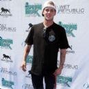 Ryan Sheckler hosts a spring break poolside bash at Wet Republic at the MGM Resort & Casino in Las Vegas