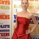 Kate Winslet At Cardboard Citizens Dinner And Charity Auction For The Capital's Homeless In London, 15.02.2008.