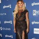 Laverne Cox – 2018 GLAAD Media Awards in New York - 454 x 705