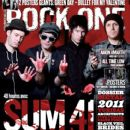 Deryck Whibley, Steve Jocz, Jay McCaslin, Tom Thacker - Rock One Magazine Cover [France] (April 2011)