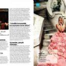 Bade Iscil - Istanbul Life Magazine Pictorial [Turkey] (October 2011)