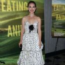 Natalie Portman – Eating Animals – New York Premiere