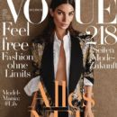 Vogue Germany August 2016 - 407 x 610