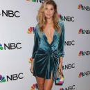 Ashley Haas – NBC and The Cinema Society Party for The Cast of NBC's 2018-2019 Season in NY