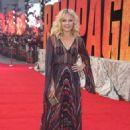 Malin Akerman – 'Rampage' Premiere in London