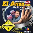 Mauricio Mancera - El Aviso Magazine Cover [United States] (5 July 2014)
