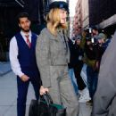 Rosie Huntington Whiteley – Leaves her hotel in NYC - 454 x 668