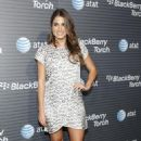 Nikki Reed - Blackberry Torch Launch Party On August 11, 2010 In Los Angeles, California