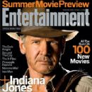 Harrison Ford - Entertainment Weekly Magazine [United States] (25 April 2008)
