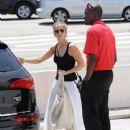 Minka Kelly- June 28, 2016-  Runs Errands in West Hollywood - 441 x 600