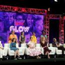Alison Brie – Netflix 'Glow' TV Show Panel at 2018 TCA Summer Press Tour in LA
