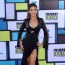Patricia Manterola- 2016 Latin American Music Awards - Red Carpet