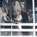 Kate Hudson and Octavia Spencer – Filming at a local eatery in Marina Del Rey - 454 x 303