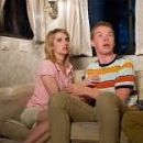 Will Poulter and Emma Roberts