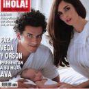 Paz Vega and Orson Salazar
