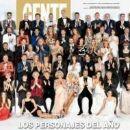 Daniel Balmaceda - Gente Magazine Cover [Argentina] (6 December 2016)