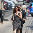 Kathryn Hahn – Arrives at Jimmy Kimmel Live in Hollywood